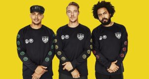 Major Lazer se burla