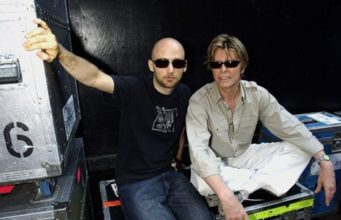 Moby y su playlist en honor a david bowie