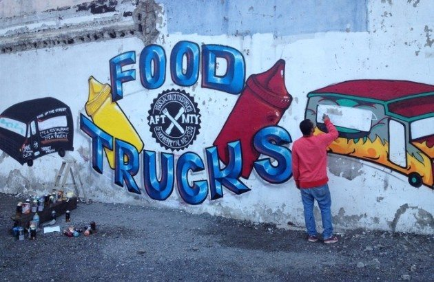 Food Trucks en Monterrey