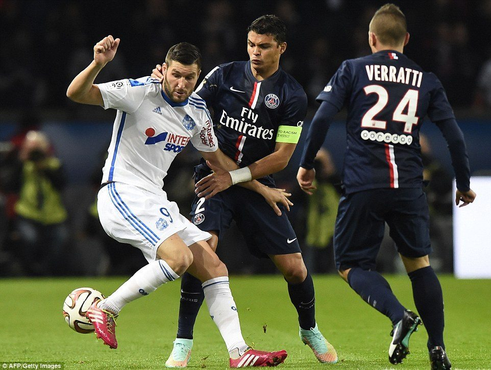 Marseille vs Paris Saint-Germain