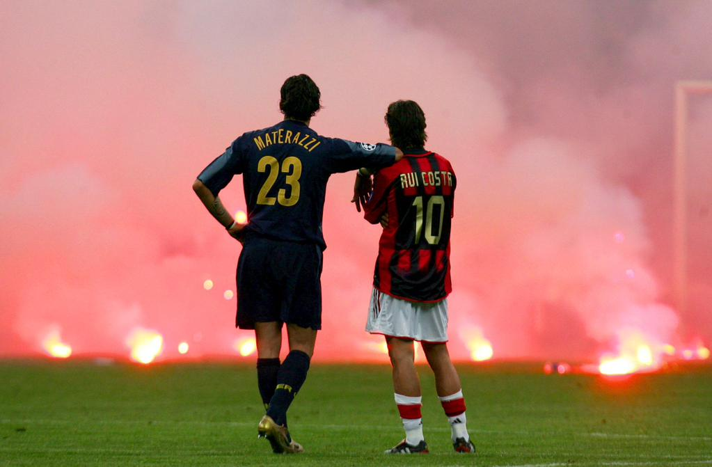 Milan vs Inter