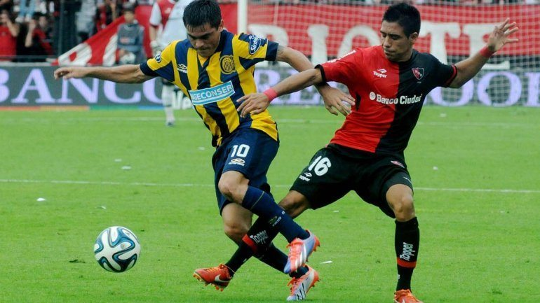 Newell's vs Rosario Central