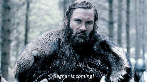 ragnar is coming venganaz