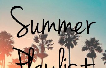 Summer Playlist 2017