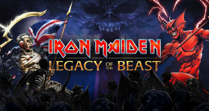 Iron Maiden lanzará su propio comic; 'Legacy of the Beast'