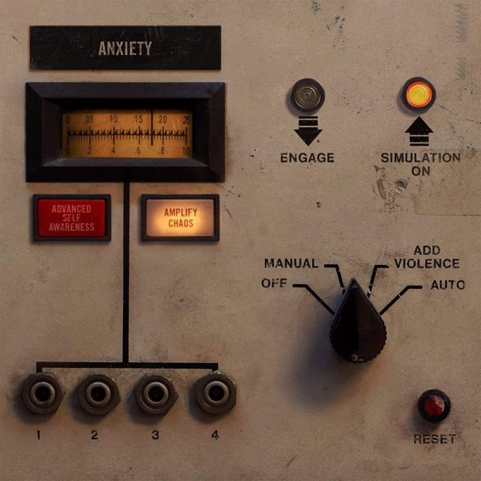 Nine Inch Nails lanza el EP 'Add Violence'