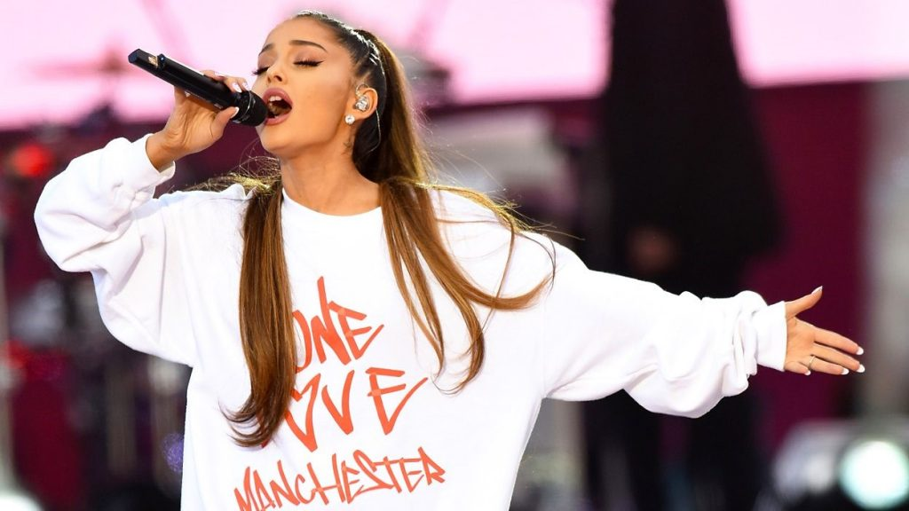 One Love Manchester ariana Grande