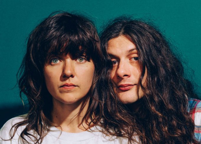 Courtney Barnett y Kurt Vile