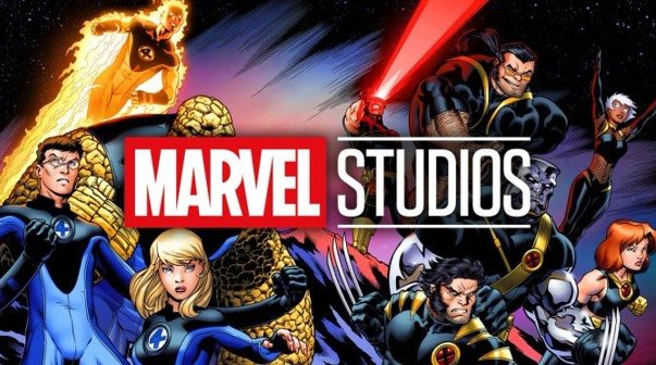 The Fantastic Four y The X-Men a Marvel