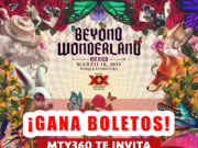 boletos para el Beyond Wonderland 2018
