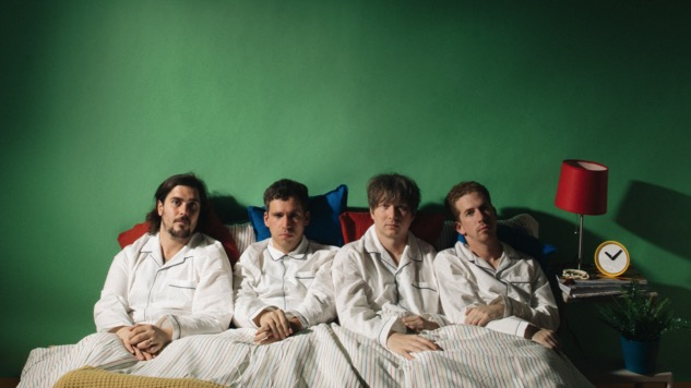 Parquet Courts regresa con Wide Awake!