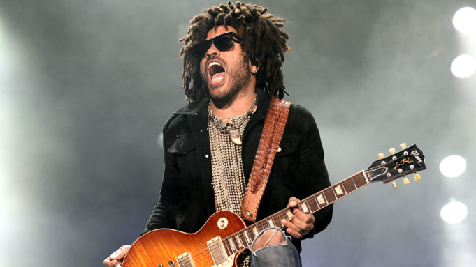 Lenny Kravitz regresa