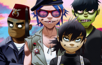 Gorillaz regresa con 'The Now Now'