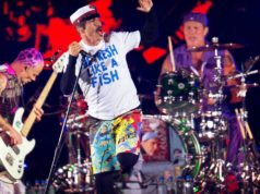 nuevo disco de Red Hot Chili Peppers