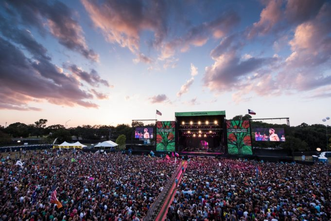 STREAM: ACL Fest 2018