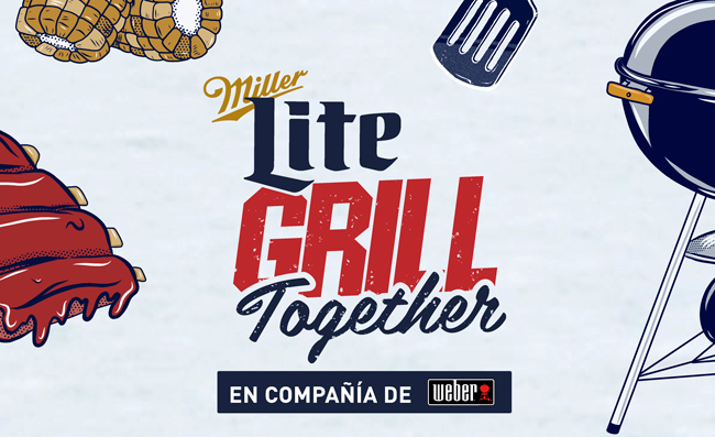 Miller Lite Grill Together 2018