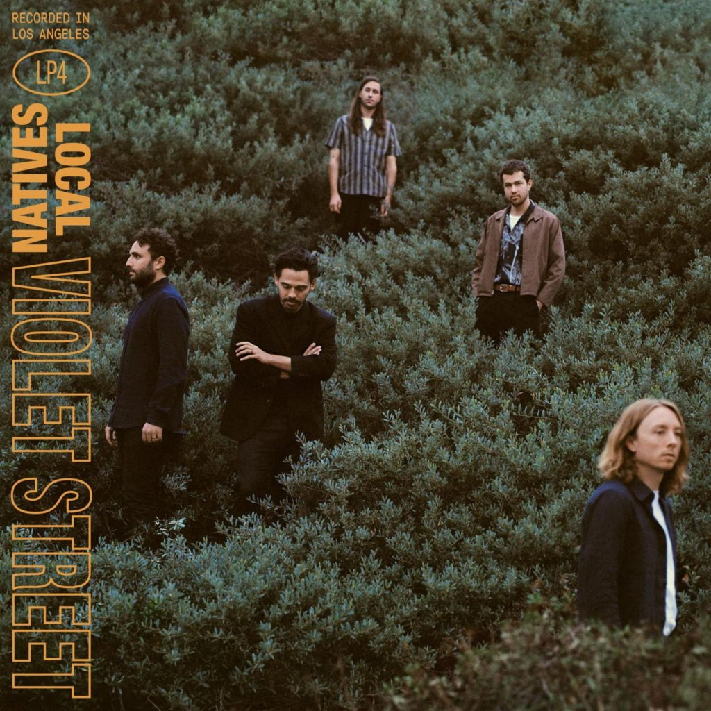 'Violet Street', el nuevo disco de Local Natives