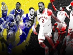 2019 NBA Finals Warriors vs Raptors