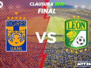 Final Clausura 2019 León vs Tigres