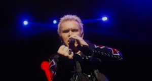Billy Idol en Monterrey