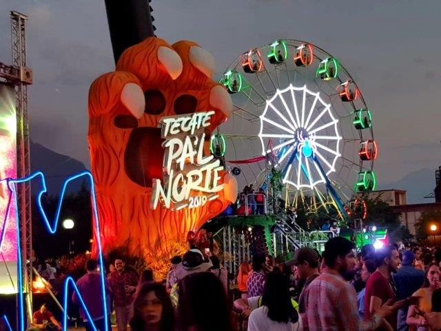 Tecate Pal Norte 2020