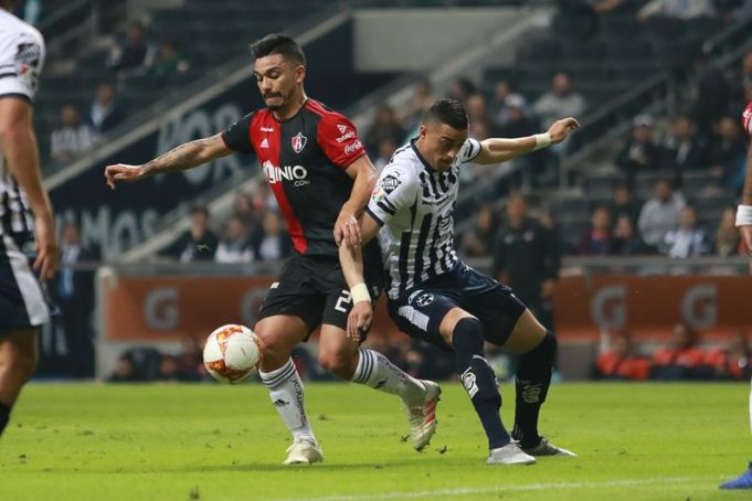 Rayados vs Atlas