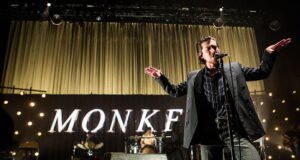 Arctic Monkeys 'Live